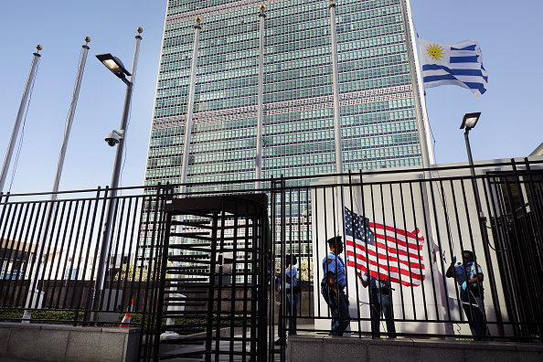United Nations Building「New Jersey Man Charged With Scouting New York City For Potential Hizballah Terror Attacks」:写真・画像(8)[壁紙.com]