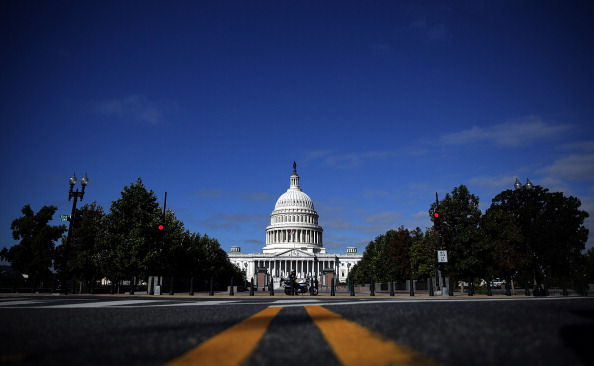 Capitol Building - Washington DC「Congress Gridlocked Over Continuing Resolution Legislation」:写真・画像(5)[壁紙.com]