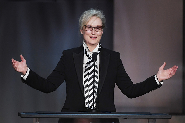 Film Industry「American Film Institute's 45th Life Achievement Award Gala Tribute to Diane Keaton - Fixed Show」:写真・画像(9)[壁紙.com]