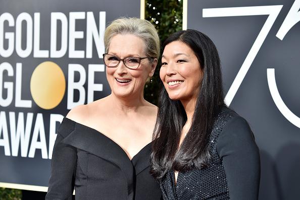 Meryl Streep「75th Annual Golden Globe Awards - Arrivals」:写真・画像(13)[壁紙.com]