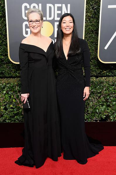 Golden Globe Award「75th Annual Golden Globe Awards - Arrivals」:写真・画像(8)[壁紙.com]