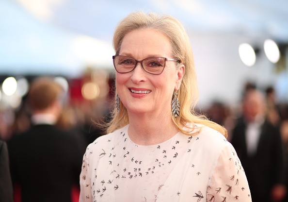 Meryl Streep「The 23rd Annual Screen Actors Guild Awards - Red Carpet」:写真・画像(0)[壁紙.com]