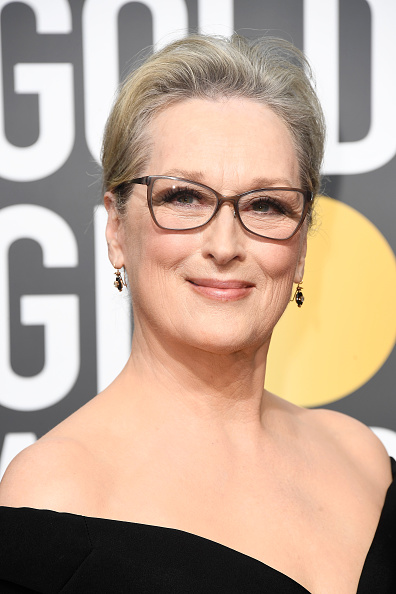 Meryl Streep「75th Annual Golden Globe Awards - Arrivals」:写真・画像(8)[壁紙.com]