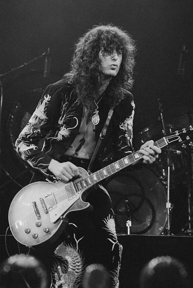 ジミー・ペイジ「Led Zeppelin At Earl's Court」:写真・画像(19)[壁紙.com]