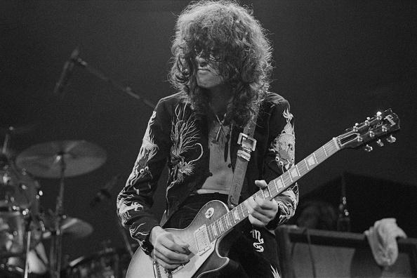 1975年「Led Zeppelin At Earl's Court」:写真・画像(14)[壁紙.com]