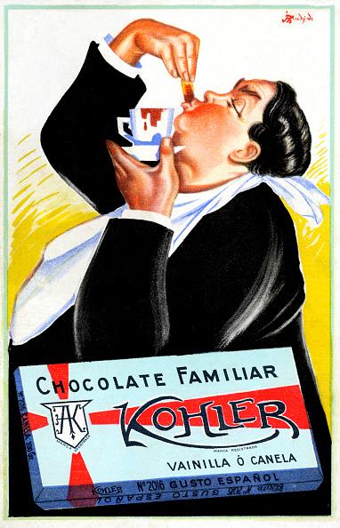 Sweet Food「Kohler Chocolate - Spanish advert」:写真・画像(11)[壁紙.com]
