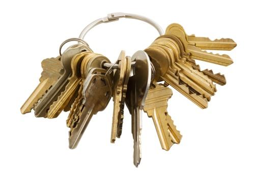 Key Ring「Keychain with many keys」:スマホ壁紙(16)