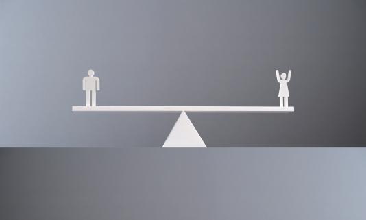 Equality「Balance between a man and a woman.」:スマホ壁紙(7)