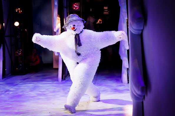 雪だるま「'The Snowman' - Behind the Scenes At The Peacock Theatre」:写真・画像(5)[壁紙.com]