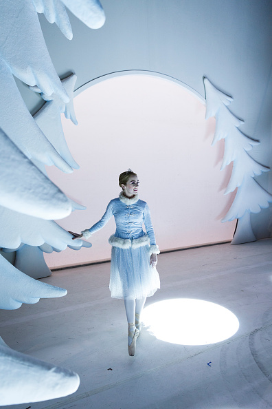 雪だるま「'The Snowman' - Behind the Scenes At The Peacock Theatre」:写真・画像(7)[壁紙.com]