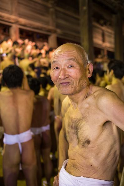 Japan「Naked Festival Takes Place At Saidaiji Temple」:写真・画像(10)[壁紙.com]