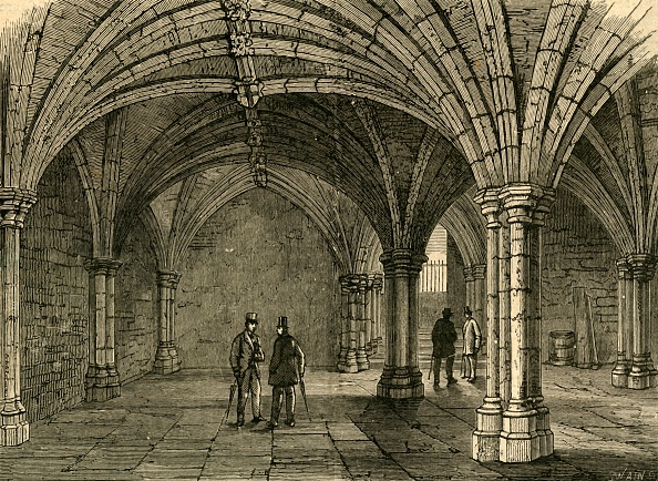 Arch - Architectural Feature「The Crypt Of Guildhall」:写真・画像(3)[壁紙.com]