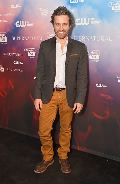 お祝い「CW's 'Supernatural' Fan Party To Celebrate The 200th Episode Of 'Supernatural'」:写真・画像(2)[壁紙.com]