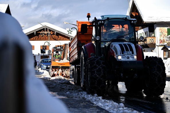 Krün「Austria And Southern Germany Inundated With More Snow」:写真・画像(8)[壁紙.com]