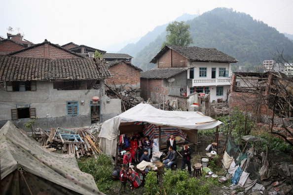 Homemade「Over 200 Dead, Thousands Injured As Strong Earthquake Hits Sichuan Province」:写真・画像(15)[壁紙.com]