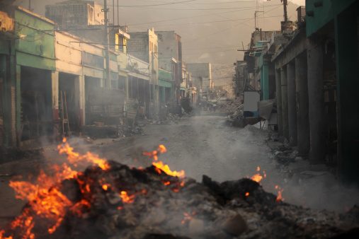 Developing Countries「Earthquake」:スマホ壁紙(14)