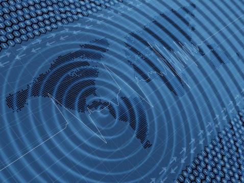 Destruction「Earthquake wave seismic activity」:スマホ壁紙(3)