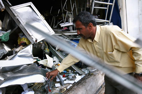 Iraqi Governing council「Shiite Killed In Baghdad Bombing」:写真・画像(1)[壁紙.com]