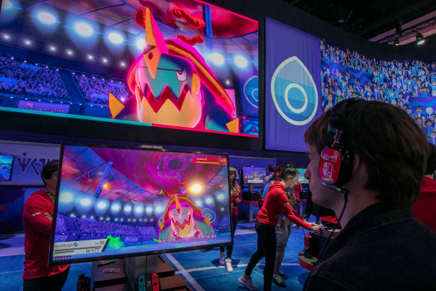 Annual E3 Event In Los Angeles Showcases Video Game Industry's Latest Products:ニュース(壁紙.com)