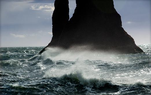 Dyrholaey「Dyrholaey Coast」:スマホ壁紙(2)