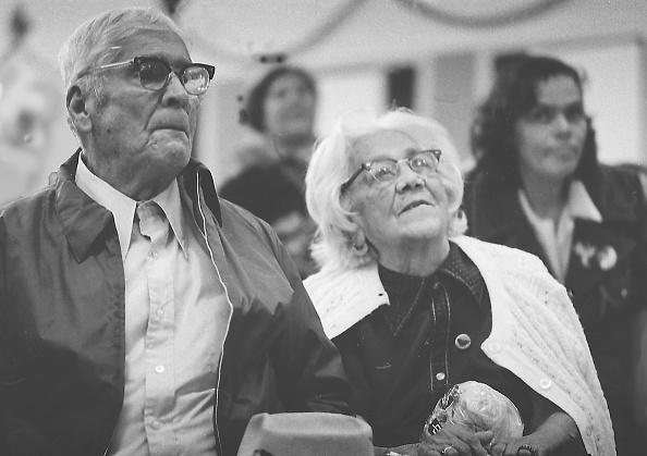 Parent「Cesar Chavez's Parents At A Rally」:写真・画像(0)[壁紙.com]