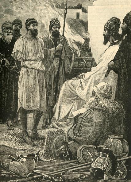 Protection「Cyrus And Croesus」:写真・画像(3)[壁紙.com]