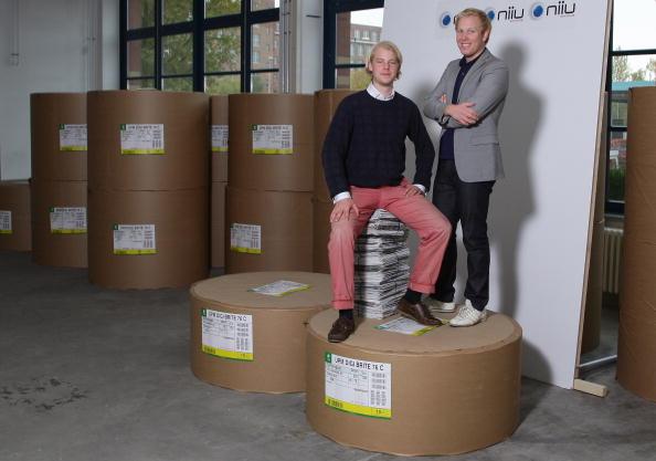 New Business「German 'Niiu' Is Europe's First Personalised Paper」:写真・画像(15)[壁紙.com]