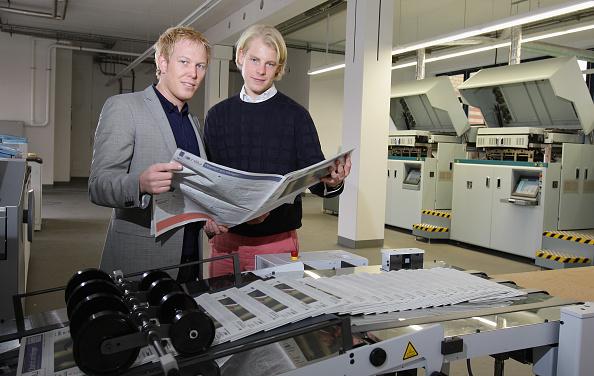 New Business「German 'Niiu' Is Europe's First Personalised Paper」:写真・画像(16)[壁紙.com]