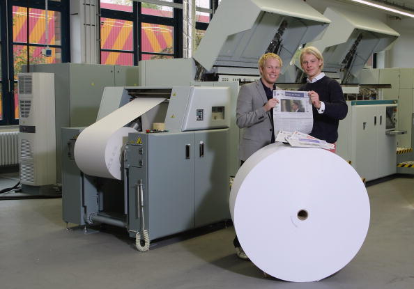 New Business「German 'Niiu' Is Europe's First Personalised Paper」:写真・画像(14)[壁紙.com]