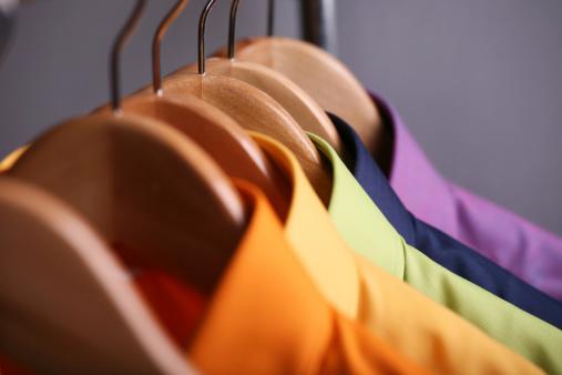 Formalwear「Shirts rainbow」:スマホ壁紙(10)