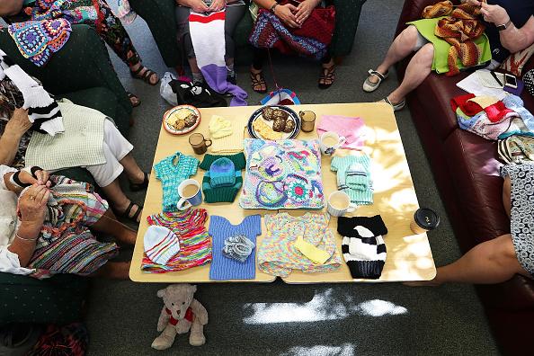 Knitting「NZ Prime Minister's Pregnancy Announcement Inspires KnitForJacinda Charity Movement」:写真・画像(16)[壁紙.com]