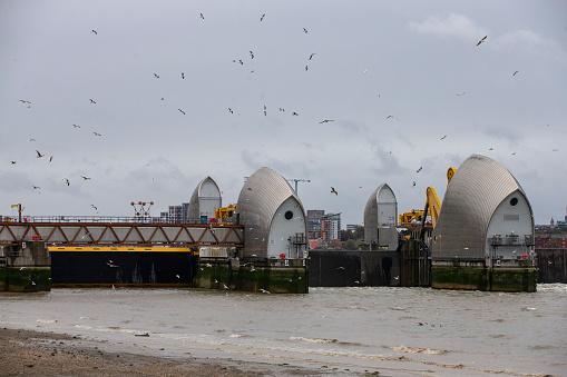 Bestof「Thames Barrier, London」:スマホ壁紙(5)