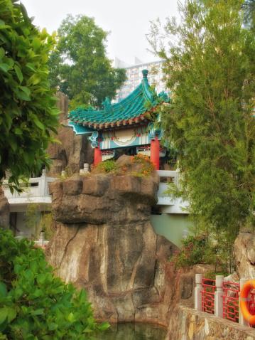 Carp「A photo of Wong Tai Sin Temple, Hong Kong」:スマホ壁紙(14)