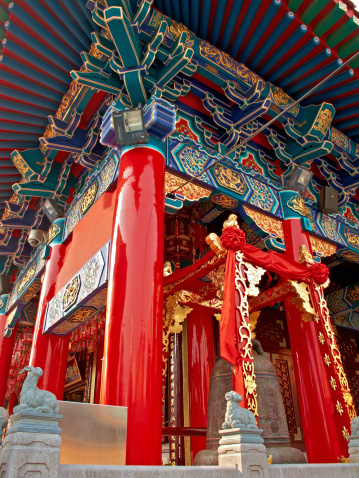 Carp「A photo of Wong Tai Sin Temple, Hong Kong」:スマホ壁紙(16)