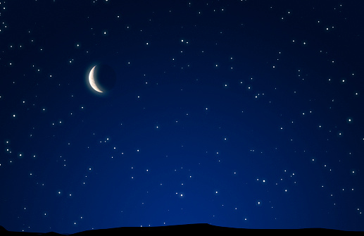 star sky「Starry の夜」:スマホ壁紙(3)