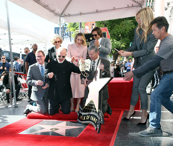 Walk Of Fame「Ryan Murphy Honored With Star On The Hollywood Walk Of Fame」:写真・画像(5)[壁紙.com]