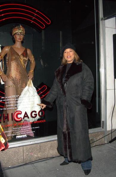 "Beret「Queen Latifah Unveils ""Chicago"" Themed Bloomingdales Windows」:写真・画像(5)[壁紙.com]"
