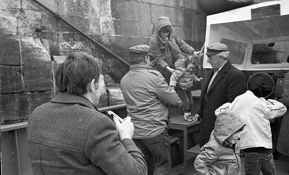 City Life「Liffey Ferry Last Trip 1984」:写真・画像(9)[壁紙.com]
