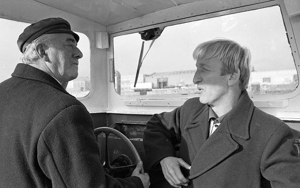 Obsolete「Liffey Ferry Last Trip 1984」:写真・画像(16)[壁紙.com]