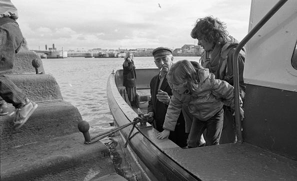 Obsolete「Liffey Ferry Last Trip 1984」:写真・画像(12)[壁紙.com]