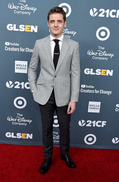 Gregg DeGuire「GLSEN Respect Awards - Arrivals」:写真・画像(0)[壁紙.com]