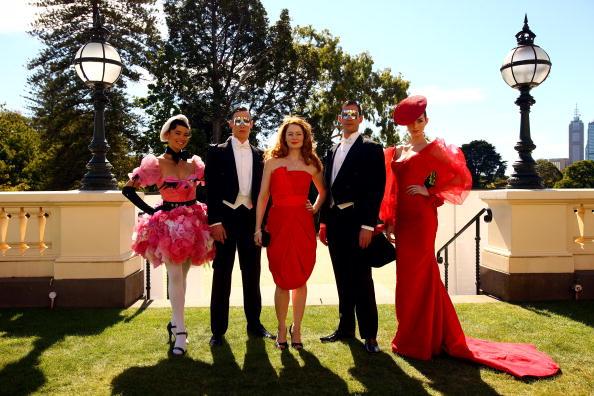 Melbourne Fashion Festival「LOreal Melbourne Fashion Festival - Opening Night Party」:写真・画像(4)[壁紙.com]