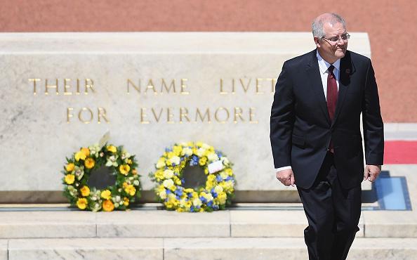 オーストラリア「Australians Commemorate Armistice Day Centenary」:写真・画像(9)[壁紙.com]
