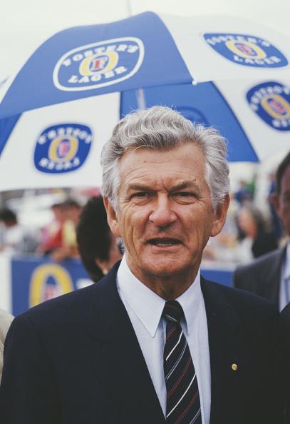 F1オーストラリア・グランプリ「Bob Hawke At Australian Grand Prix」:写真・画像(18)[壁紙.com]