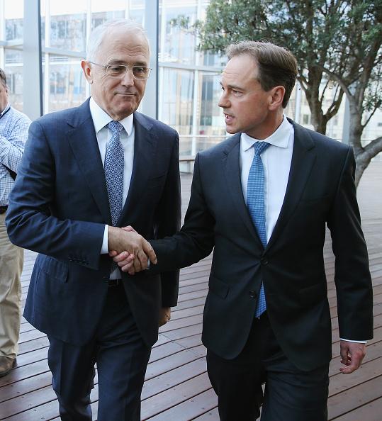 Don Arnold「Prime Minister Malcolm Turnbull Announces Clean Energy Innovation Fund」:写真・画像(2)[壁紙.com]