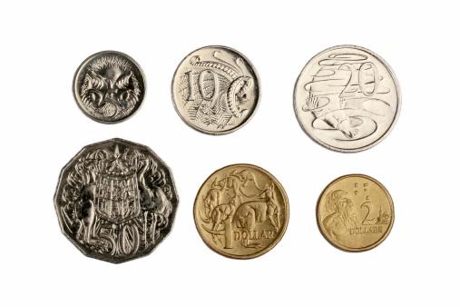 Banking「Australian Coins」:スマホ壁紙(12)