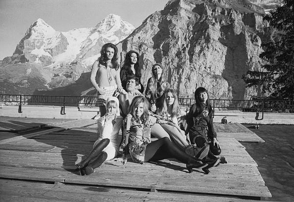 European Alps「Bond Girls」:写真・画像(13)[壁紙.com]