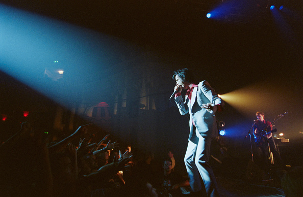 Spot Lit「Nick Cave At Brixton Academy」:写真・画像(4)[壁紙.com]