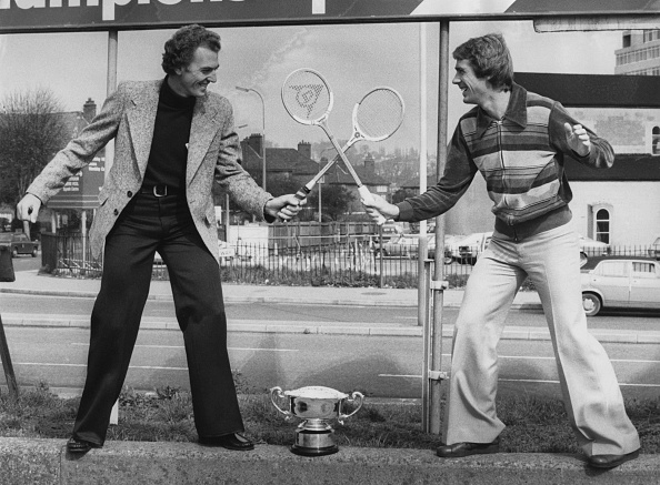 ゴルフ「Duelling Rackets」:写真・画像(8)[壁紙.com]