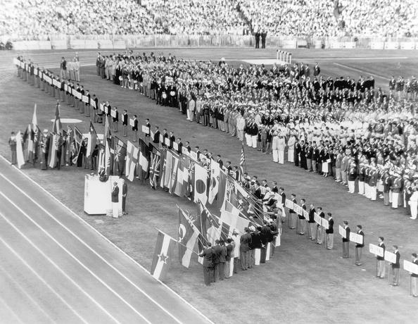 オリンピック「 Opening The Olympics」:写真・画像(12)[壁紙.com]